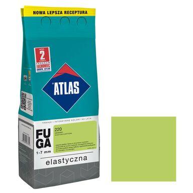Fuga cementowa 220  awokado  2 kg ATLAS