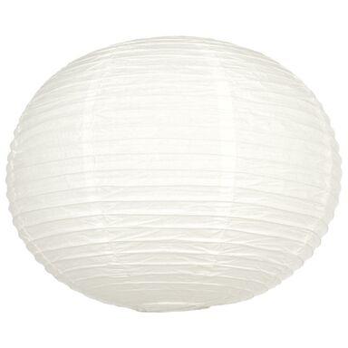 Kula papierowa GOA 40 x 40 cm biała E27 INSPIRE