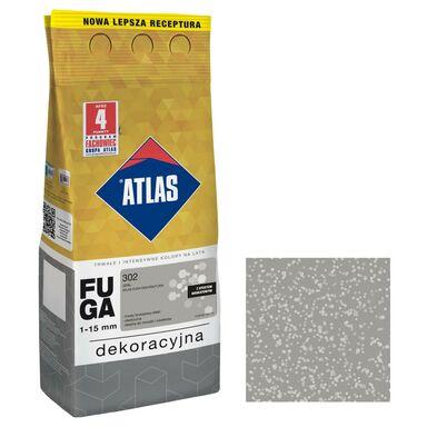 Fuga BROKATOWA 302  opal  2 kg ATLAS
