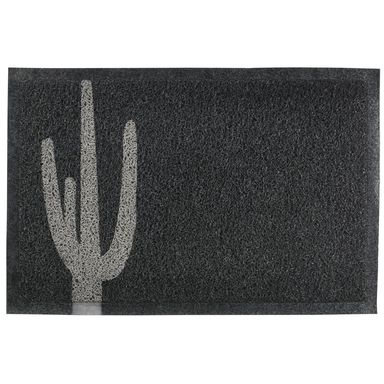 Wycieraczka zewnętrzna Kaktus 60 x 40 cm Inspire