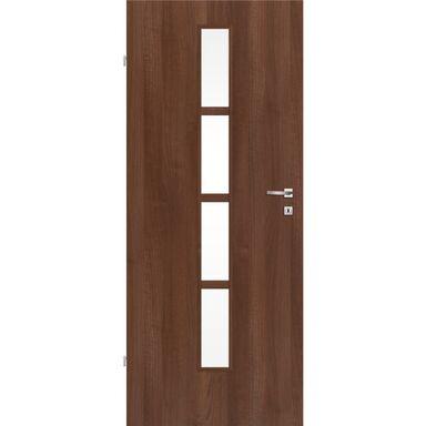 Skrzydło drzwiowe REMO Orzech 70 Lewe CLASSEN