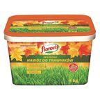 Nawóz do trawnika JESIENNY 4 kg FLOROVIT