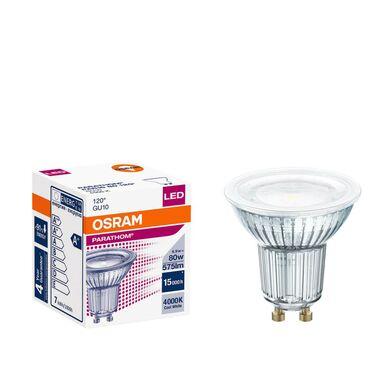 Żarówka LED GU10 (230 V) 6.9 W 575 lm Neutralny OSRAM
