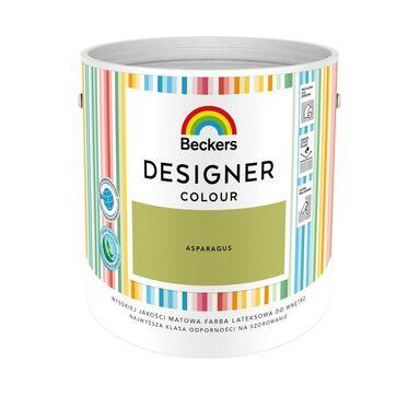 Farba wewnętrzna DESIGNER COLOUR 2.5 l Asparagus BECKERS