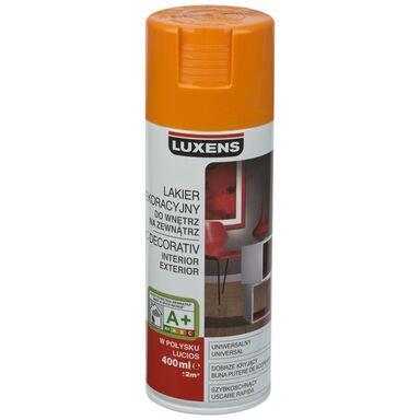 Spray KOLOR Pomarańczowy 0,4 l  LUXENS