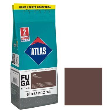 Fuga 209  kasztanowy  2 kg ATLAS