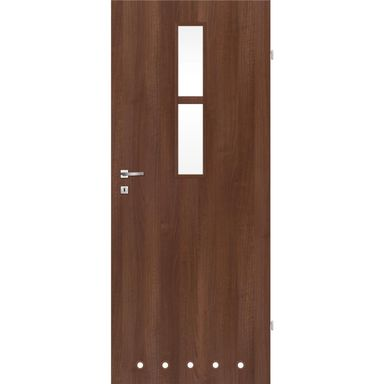 Skrzydło drzwiowe REMO Orzech 70 Prawe CLASSEN