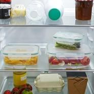 Zestaw pojemników na żywnosć Foodboxes 3 szt. Delinia