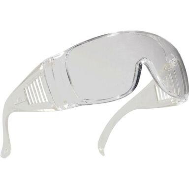 Okulary ochronne z poliwęglanu bezbarwne DELTA PLUS