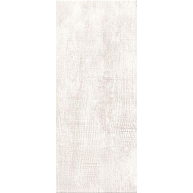 Glazura WALL MODERN WHITE 25 x 60 cm CERAMIKA COLOR