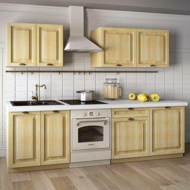 Zestaw mebli kuchennych GAJA NATURALNA kolor Sosna naturalna CLASSEN