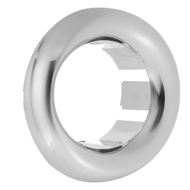 Rozetka umywalkowa SREBRNA 25 mm CIĘTA EQUATION