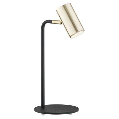 Lampka biurkowa TORONTO czarno-złota GU10 PREZENT