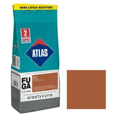 Fuga cementowa 022  orzechowy  2 kg ATLAS