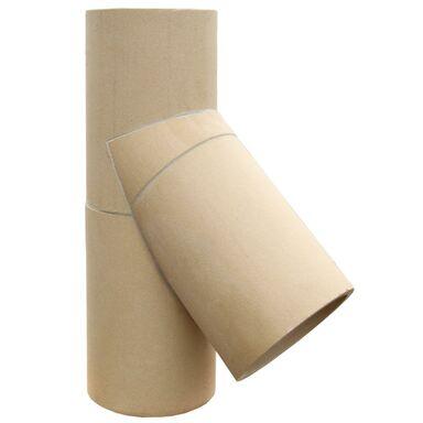 Trójnik ceramiczny 45 FI20 KOM-DYM