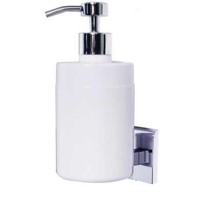 Dozownik mydła JASPIS 9,8 cm x 7,8 cm x 18,2 cm BA-DE