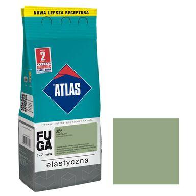 Fuga cementowa 025  jasnozielony  2 kg ATLAS