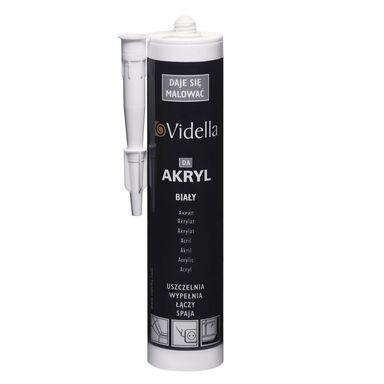 Uszczelniacz akrylowy 300 ml VIDELLA