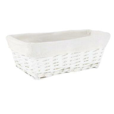 Koszyk na akcesoria łazienkowe PROSTOKĄT MINI SEPIO