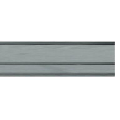 Szyna sufitowa 3-torowa HELSINKI 200 cm szara aluminiowa GARDINIA