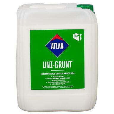 Szybkoschnąca emulsja gruntująca Uni-Grunt 10 litrów Atlas