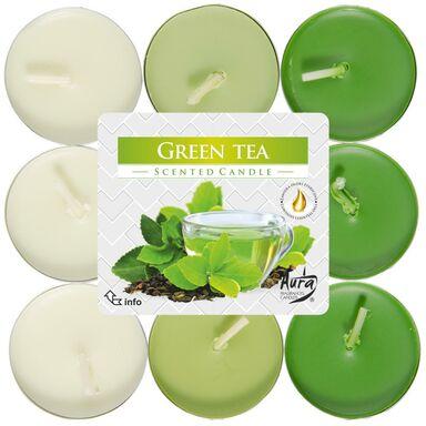 Podgrzewacz zapachowy GREEN TEA zielona herbata 18 szt.