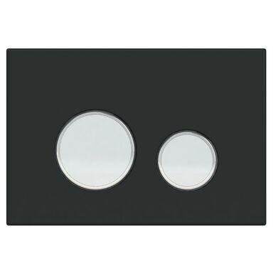 Przycisk spłukujący do stelaża M11v1 czarny KK-POL