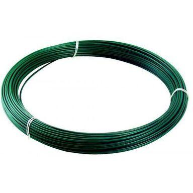 Drut naciągowy 50 m x 2.4 mm zielony
