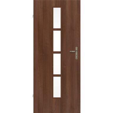 Skrzydło drzwiowe pokojowe Remo Orzech 80 Lewe Classen