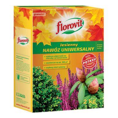 Nawóz uniwersalny JESIENNY 2 kg FLOROVIT
