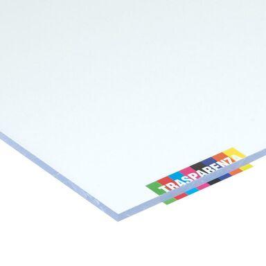 Szkło syntetyczne GŁADKIE 4 mm Przejrzyste 150 x 50 cm ROBELIT
