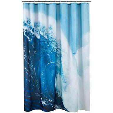 Zasłonka prysznicowa FALA 180 X 200 EVG TRADE