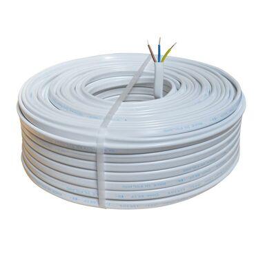 Przewód elektroenergetyczny YDYP 450 / 750V 3 X 2,5 100 m AKS ZIELONKA