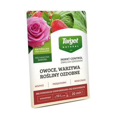 Środek owadobójczy INSEKT CONTROL 20 ml TARGET
