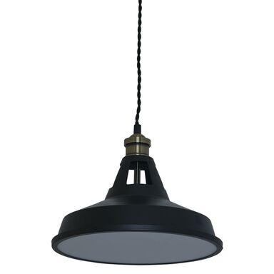 Lampa wisząca MINEKO czarna LED INSPIRE