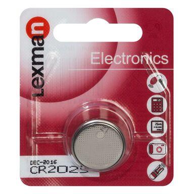 Bateria CR2025 LEXMAN