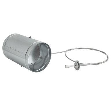 Przepustnica okrągła z cięgnem elastycznym PJS150/C-OC Darco