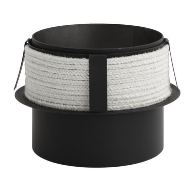 Zestaw podłączeniowy do kominów ceramicznych WKC150/180-CZ2 Darco