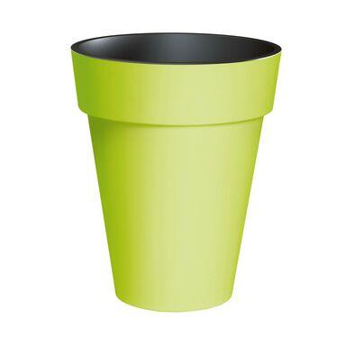 Osłonka plastikowa 35.5 cm zielona CUBE SLIM DCUS355 PROSPERPLAST