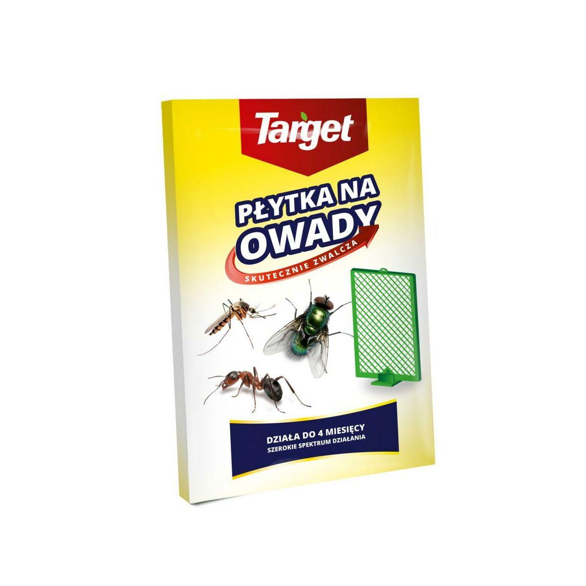 Plytka Na Owady 1 Szt Max Target Pulapki Na Szkodniki W Atrakcyjnej Cenie W Sklepach Leroy Merlin