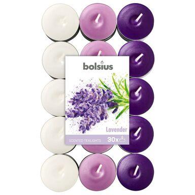 Podgrzewacz zapachowy AROMATIC lawenda 30 szt. BOLSIUS