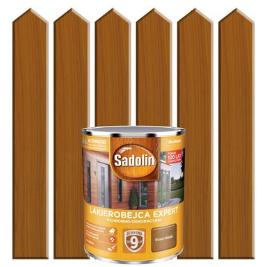 Lakierobejca do drewna EXPERT 0,7 lOrzech włoski SADOLIN