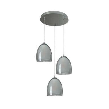 Lampa wisząca Roma grafit E27 TK Lighting