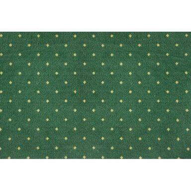 Wykładzina dywanowa MAJESTIC zielona 4 m