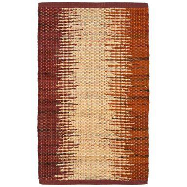 Dywan RUDI brązowy 50 x 80 cm INSPIRE