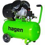 Kompresor olejowy HAGEN 50 l 8 bar TTDC50LV