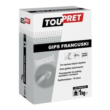 Gips FRANCUSKI 1 kg TOUPRET