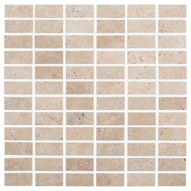 Mozaika CLASIC TRAVERT 30.5 X 30.5 MARMARA