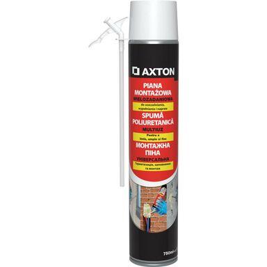 Pianka poliuretanowa WIELOZADANIOWA 750 ml AXTON
