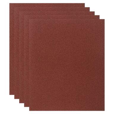 Papier ścierny 230X280MM P120 DEXTER